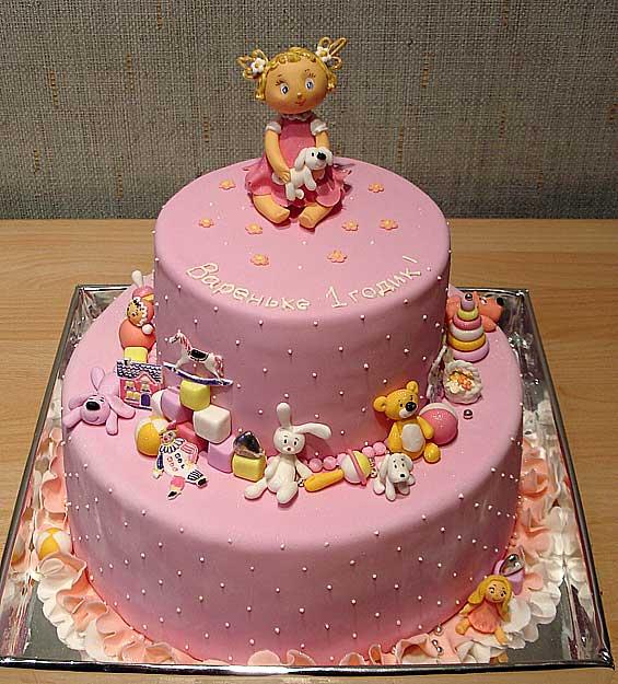 Детский торт 1 годик вы можете