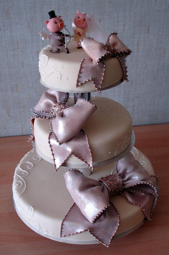 Торт свадьба хрюшек наша цена 17500 00 руб