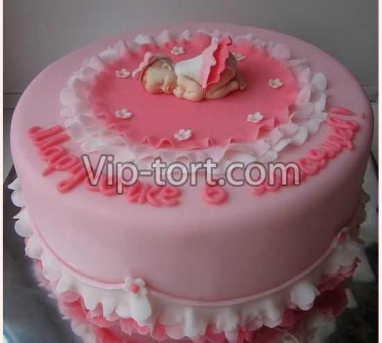 Фото Заказать детский торт девочке или мальчуку на день рождения на 1 год Торты на заказ мужчине мужу на выпускной...