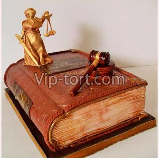 Фото торты для судьи