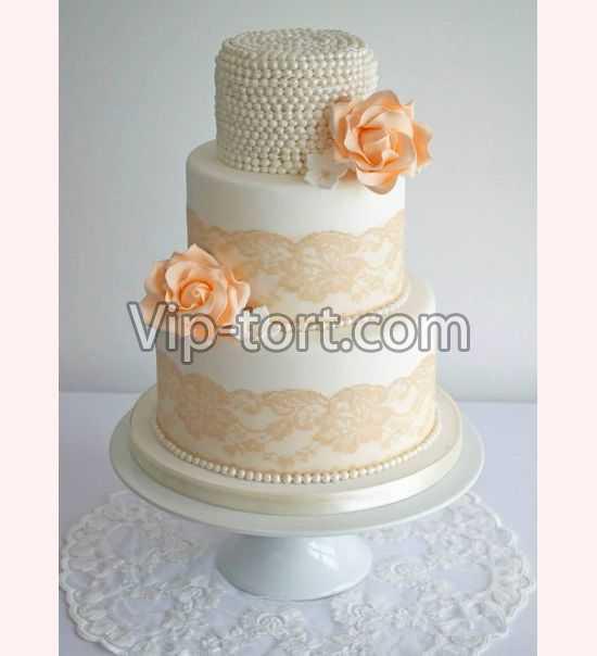 Торт из природного материала фото 6