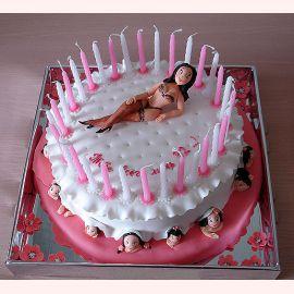 """Торт """"Тебе всего лишь 32!"""""""