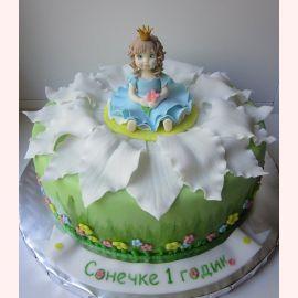 На 1 год оригинальные торты на 1 годик