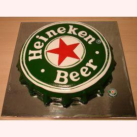 """Торт """"Heineken Beer"""""""