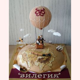 """Торт """"Вилегия"""""""