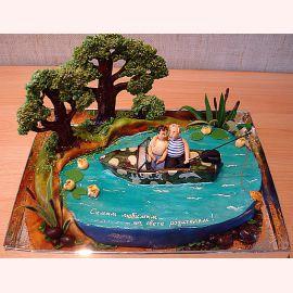 "Торт ""30 лет вместе"""
