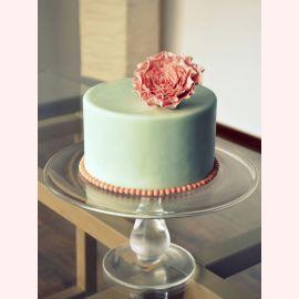 "Торт ""Персиковый цветок"""