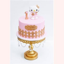 "���� �� 1 ����� ""Hello Kitti gold"""