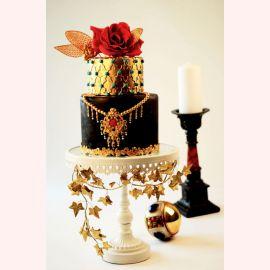 """Торт """"Золотое украшение"""""""