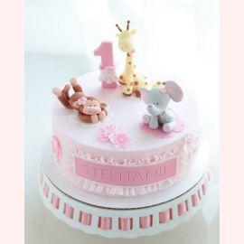 "Торт на 1 год ""Stephanie"""