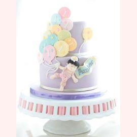 """Торт на 1 год """"Amber"""""""