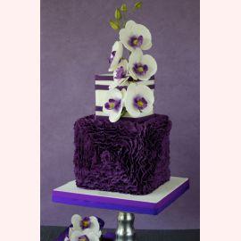 """Торт """"Ветка орхидеи"""""""