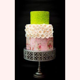 """Торт """"Огромный букет чайных роз"""""""