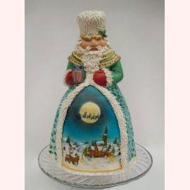 """Новогодний торт """"Новогодняя луна"""""""