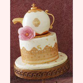 """Торт """"Заварочный чайник"""""""