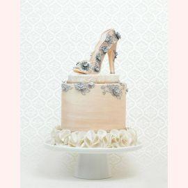 """Торт """"Туфли для королевы"""""""