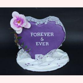 """Торт для влюбленных """"Forever and ever"""""""