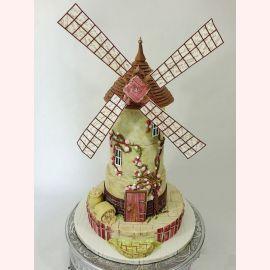 "Торт ""Ветряная мельница"""