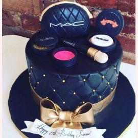 """Торт """"Косметика MAC"""""""