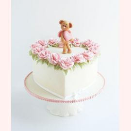 "Торт ""Медвежонок ангел"""