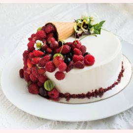 """Торт """"Мороженое из ягод"""""""