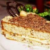 Ореховая начинка для торта