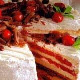 Йогуртовая начинка для торта